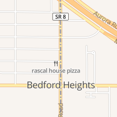 Directions for Fastsigns Graphic Solutions in Bedford, OH 5205 Northfield Rd