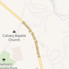 Directions for Mcgee & Honey Cutts in Lenoir, NC 1206 Blowing Rock Blvd