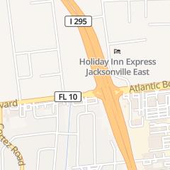 Directions for Denny's Jacksonville in JACKSONVILLE, FL 10445 Atlantic Blvd