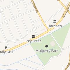 Directions for Paulas Diner in Lenoir, NC 806 Morganton Blvd Sw