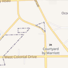 Directions for U-Store-It in Ocoee, FL 100 Mercantile Ct