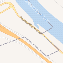 Directions for Praxair Industrial Gases in Charleston, WV 10637 Maccorkle Ave