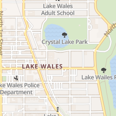 Directions for City of Lake Wales Fire Department - Non-Emergency in Lake Wales, FL