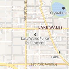 Directions for City of Lake Wales - Police Department in Lake Wales, FL 133 E Tillman Ave