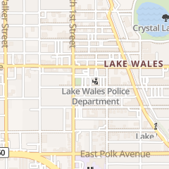 Directions for City of Lake Wales in Lake Wales, FL 133 E Tillman Ave