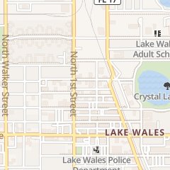 Directions for Phase Iii Tavern in Lake Wales, FL 118 E Crystal Ave