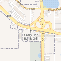 Directions for Crazy Fish Bar and Grill in Lake Wales, FL 802 Henry St