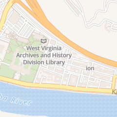 Directions for Wva State of Doa- Is&c in Charleston, WV 2100 Washington St E