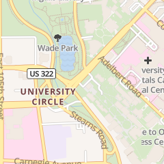 Directions for Case Western Reserve University in Cleveland, OH 10900 Euclid Ave
