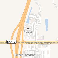 Directions for Publix Super Market in Kissimmee, FL 14928 E Orange Lake Blvd