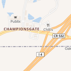 Directions for Circle K Store - District Office in Champions Gate, FL 8200 Champions Gate Blvd
