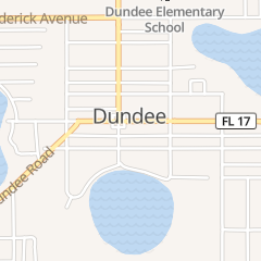 Directions for Dundee Town Hall in Dundee, FL 202 e Main St