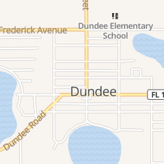 Directions for Town of Dundee - Public Library in Dundee, FL 105 Center St