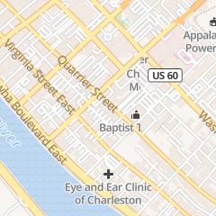 Directions for Aztec Oil & Gas in Charleston, WV 1207 Quarrier St Ste 406