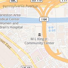 Directions for Metropolitan Community Development in Charleston, wv 205 Donnally St