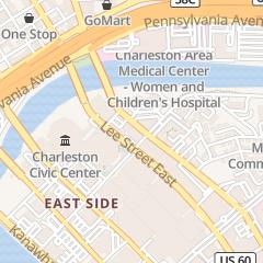 Directions for Kanawha-Charleston Health Department in Charleston, WV 108 Lee St E