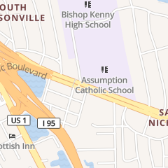 Directions for Church of the Assumption Outreach in Jacksonville, FL 2403 Atlantic Blvd