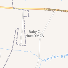 Directions for Ruby Hunt Ymca Fax Line in Shelby, NC 1322 Patrick Ave