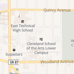 Directions for Project Head Start Diocesan Education Office - King-Kennedy in Cleveland, OH 2511 E 61st St