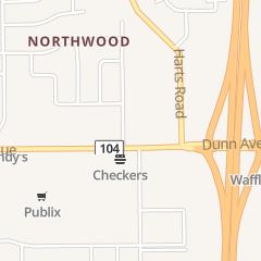 Directions for McDonald's Restaurant in Jacksonville, FL 909 Dunn Ave
