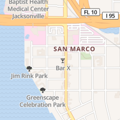 Directions for Bistro Aix in Jacksonville, FL 1440 San Marco Blvd