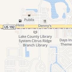 Directions for Home of America Reality Group llc in Clermont, FL 9734 Us Highway 192
