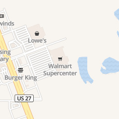 Directions for Walmart Pharmacy in Clermont, FL 550 Us Highway 27