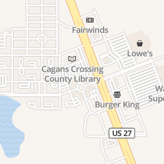 Directions for Posh Tanning and Spa in Clermont, FL 600 Cagan Park Ave Ste 109