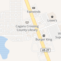 Directions for Posh Tanning and Spa in Clermont, FL 608 Cagan Park Ave
