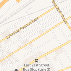 Directions for Leather Stallion Saloon in Cleveland, OH 2205 Saint Clair Ave NE
