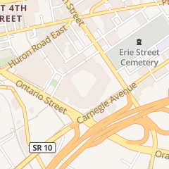 Directions for Cleveland Indians - Executives Offices in Cleveland, OH 2401 Ontario St