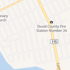 Directions for The Keyman in JACKSONVILLE, fl 8820 3Rd Ave