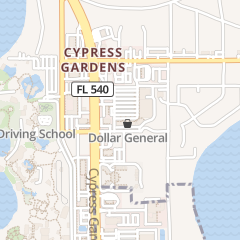 Directions for SALT WATER GRILL INC in Winter Haven, FL 5654 Cypress Gardens Blvd