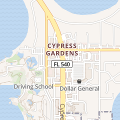 Directions for Le Nails in Winter Haven, FL 5658 Cypress Gardens Blvd