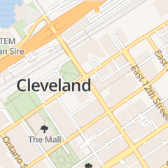 Directions for Coast Guard Exchange (Cgx) in Cleveland, OH 1240 e 9th St