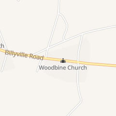 Directions for Woodbine Church of God in Woodbine, GA 1275 Billyville Rd