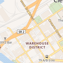Directions for Brokaw Inc in Cleveland, OH 425 W Lakeside Ave FL 1