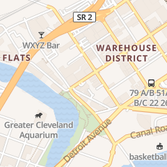 Directions for Johnson Richard G CO Lpa in Cleveland, OH 955 W Saint Clair Ave Ste 220