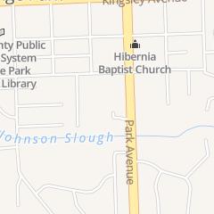 Directions for Nemours Children's Clinic in Orange Park, FL 2300 Park Ave