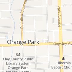 Directions for King Locksmith in Orange Park, FL 1939 Mound St