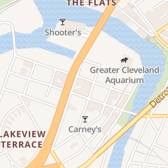 Directions for Mccarthy's Ale House in Cleveland, OH 1231 Main Ave