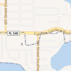 Directions for McDonald's Restaurant in Winter Haven, FL 893 Cypress Gardens Blvd