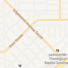 Directions for Blaq Lite in Jacksonville, FL 1034 Edgewood Ave S