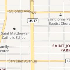 Directions for Woody's Bar-B-Q in Jacksonville, FL 4291 Roosevelt Blvd