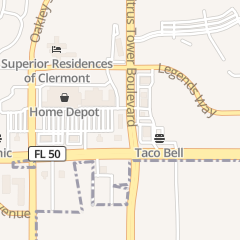 Directions for Sona Florida Tan Inc in Clermont, FL 1670 E Highway 50