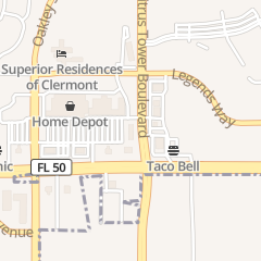 Directions for Radioshack - Mount Dora in Clermont, FL 1670 E Highway 50 Ste F