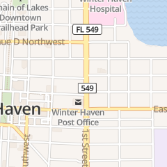 Directions for Brooks Law Group PA in Winter Haven, FL 123 1St St N
