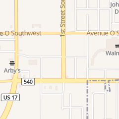Directions for Past Time Lounge in Winter Haven, FL 1605 1st St S