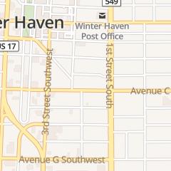 Directions for Cliftonlarsonallen Llp in Winter Haven, FL 141 Avenue C Sw Ste 160