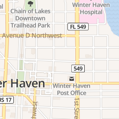 Directions for Plaza Cafe in Winter Haven, FL 199 Avenue B NW